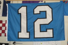 12TH MAN DIGITALLY PRINTED FLAG