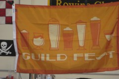 GUILD FEST DIGITALLY PRINTED FLAG
