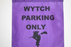 WYTCH PERSONAL LOGO FLAG