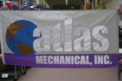 ATLAS MECHANICAL INC CORPORATE FLAG