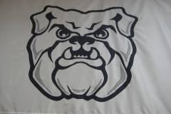 Butler Logo Custom Applique