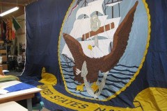 20'x38' US Navy Applique