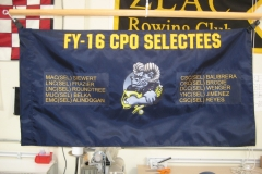 FY 15 CPO SELECTEES Guidon Front