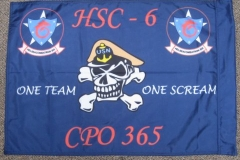 HSC CPO 365 custom guidon