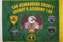 Photo Guidon Sheriff SB App & printed
