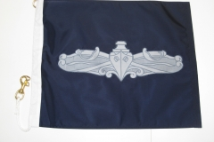 Enlisted Surface Warfare flag