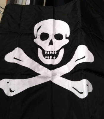Jolly Roger Applique